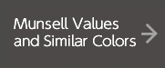 Munsell Values and Similar Colors
